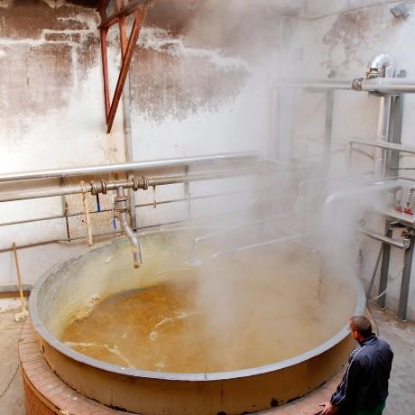 Lavage du savon