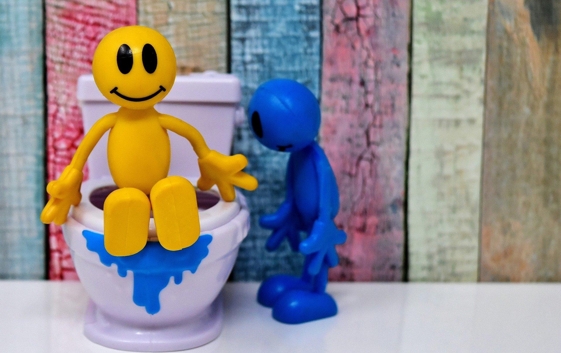 Déboucher les toilettes à l'acide sulfurique