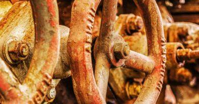 Enlever la rouille des métaux