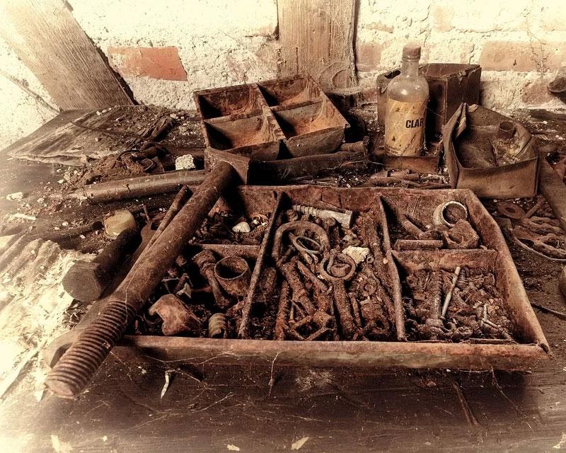 Comment enlever la rouille des métaux ?