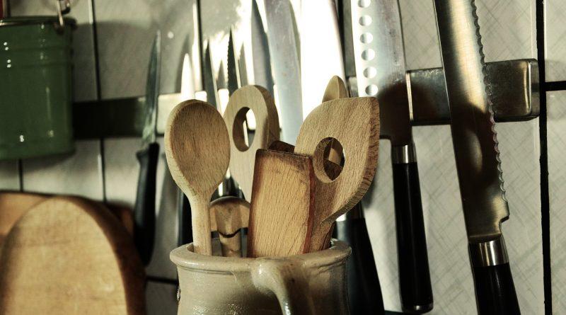 Protéger les ustensiles en bois