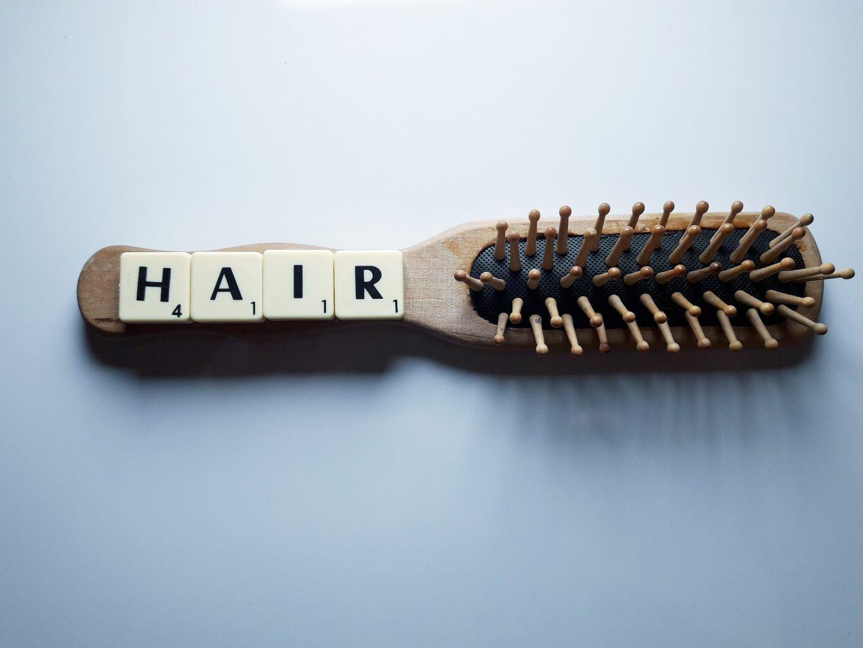 La bonne brosse pour de beaux cheveux