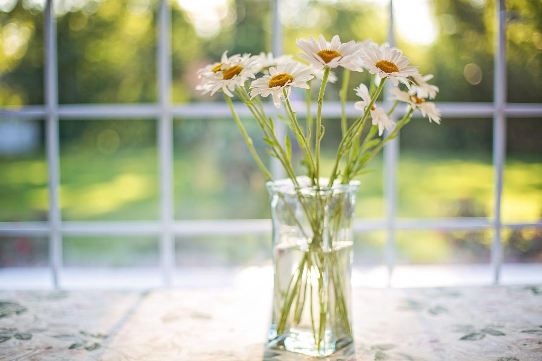 Le vinaigre prolonge la vie des fleurs coupées