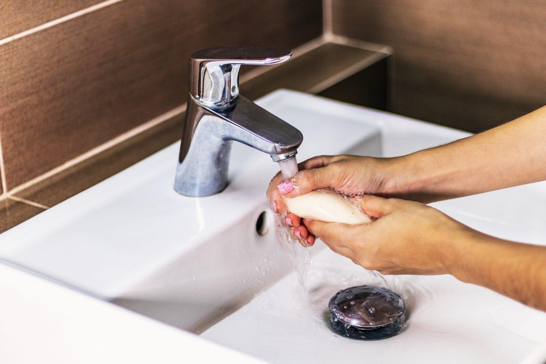 Se désinfecter les mains : un impératif !