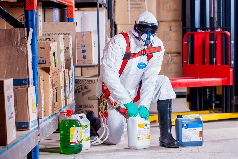 L'acide sulfurique est désormais réglementé